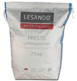 PRESTO Lehmspachtel