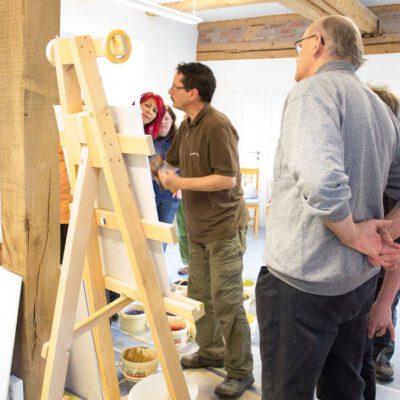 Lehmputz Workshop